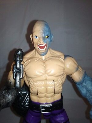 Marvel Legends ABSORBING MAN Baf (build a figure) complete Spider-Man  Avengers