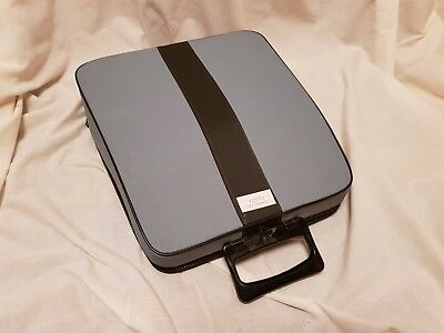 Vintage 1964 Olivetti Lettera 32 with case and spare ribbon