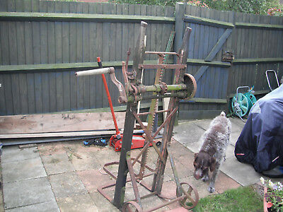 Barn Find  Sack Trolley Parts Or Spares / Repairs
