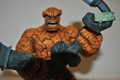 THING STATUE by ATTAKUS    FANTASTIC FOUR