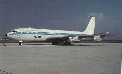 Fuerza Aerea Argentina Boeing B-707 Airplane Andrews Air Force Base