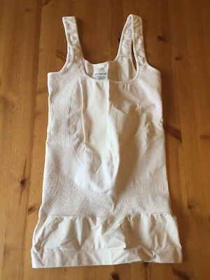 BLANQI Maternity Underbust Belly Support Tank Size M, Nude tone - Pre Owned EUC