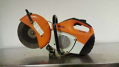 Stihl TS410 petrol concrete cutter Diamond disc cut off saw professional