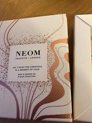 Neom Organics London All I Want For Christmas Is A Moment Of Calm
