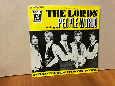 The Lords - People World - C 006-28009