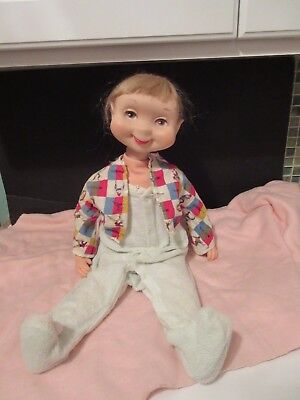Vtg 1960's American Character WHIMSIES DOLL 22""