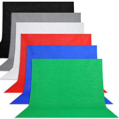 Multi-Size Green Chromakey Cotton Backdrop Screen Photography Photo Background