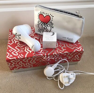 Clarisonic Mia 2 Facia Sonic Cleansing Keith Haring Edition