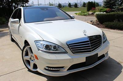 2012 Mercedes-Benz S-Class MERCEDES S S550 AMG PACKAGE-EDITION(TURBOCHARGED) 2012 Mercedes-Benz S-Class S550 AMG PACKAGE-EDITION (TURBOCHARGED)