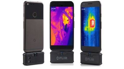 FLIR ONE PRO Thermal Imaging Camera Attachment Android USB-C GEN 3