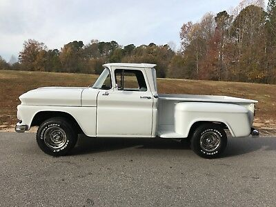 1962 Chevrolet C-10  1962 Chevy C10 Step Side