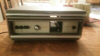 Vintage Argus Electromatic 560 Slide Projector With Remote Control FREE SHIPPING