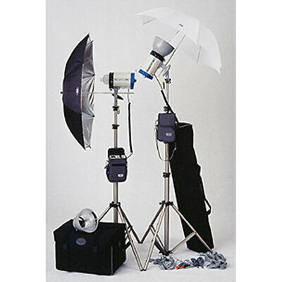 JTL 92608 DL-600 Mobilight Kit - 2 Studio/Portable, Strobe/Flash, AC/DC