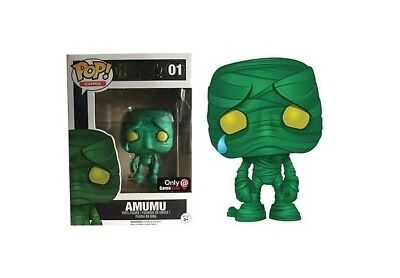 Funko Pop! Games League of Legends Amumu #01 Vinyl Figure, Gamestop Exclusive
