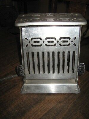Vintage Hotpoint Antique Toaster Edison Electric Appliance Co. Cat 156T25