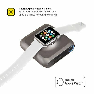 Kanex Gopower Watch Portable Battery Charger For Apple Watch And Iphone  ~~New~~