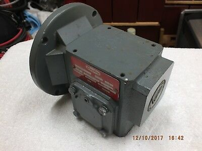 """Dayton right angle motor gearbox Maximum 1HP input 5/8"""" male and female shafts"""