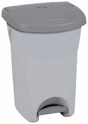 Curver Eureka 50L Pedal Bin - Grey From the Official Argos Shop on ebay V100881