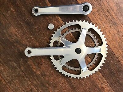 Mavic 631 SSC Starfish crankset. Excellent condition. 170mm. 39/52