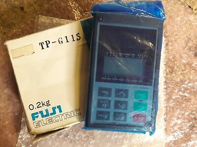 Tp-G11S Imo Jaguar Inverter Programmer Parameter Keypad Fuji Free Uk Post