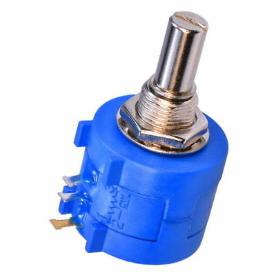 1K 5K 10K 50K 100K BOURNS 3590S Rotary Multi-turn Precision Potentiometer