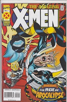 Amazing X-Men #2 Marvel Comics 1995 Age of Apocalypse