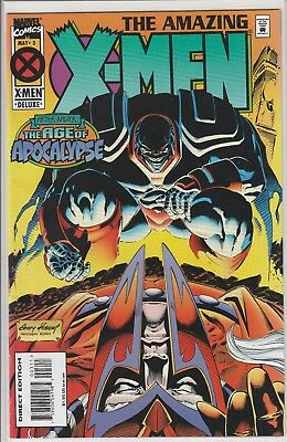 Amazing X-Men #3 Marvel Comics 1995 Age of Apocalypse