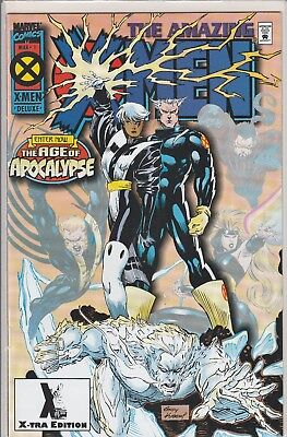 Amazing X-Men #1 Marvel Comics 1995 Age of Apocalypse 2nd printing