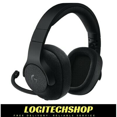 Logitech G433 7.1 Surround Sound Wired Gaming Headset (Free Postage)