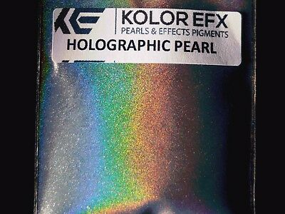 Holographic Pearl Pigment Rainbow Plastidip Paint Epoxy Clear Halo Art Polish