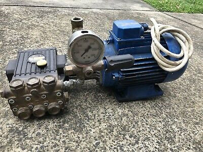 Interpump W98 Pressure Washer Pump