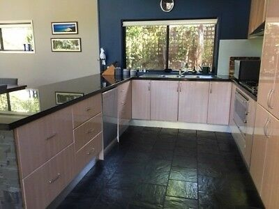 Used kitchen with Granite benchtop