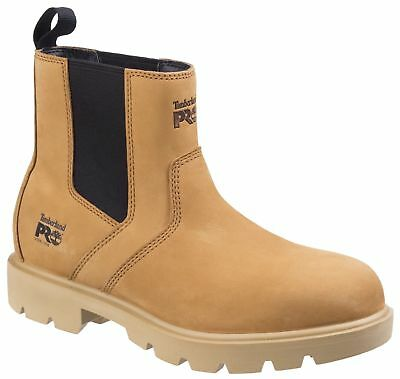 TIMBERLAND PRO Sawhorse SBP wheat dealer safety boot with midsole size 6-14