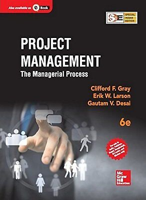 New-Project Management: The Managerial Process by Erik Larson 6ed
