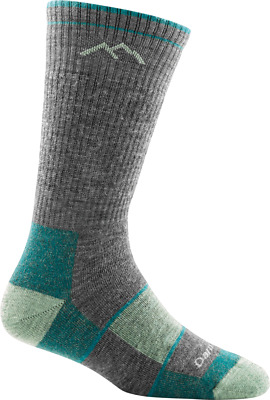 Darn Tough Women's Boot Sock Full Cushion Socks, Slate, M
