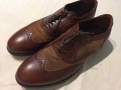 Paul Smith Men's leather Shoes Size 7.5 made in Italy Vintage Oipoloi