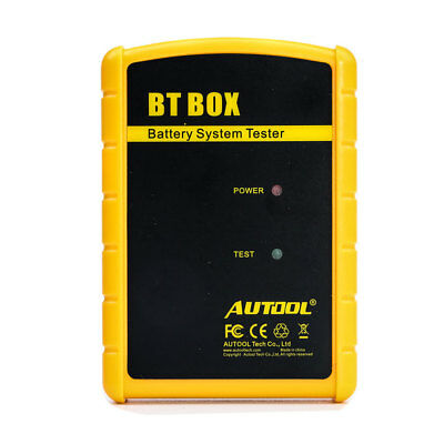 AUTOOL BT BOX Automotive Battery Analyzer For Android/iOS Phone/Tablet