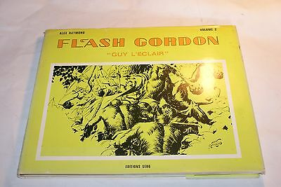 Flash Gordon Vol 2 Edition Serg Format Italien