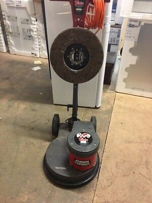 Victor Floor Polisher | Buffer Contractor 400 with Drive plate