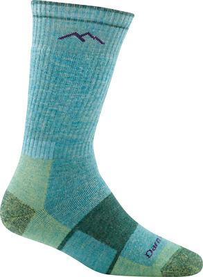 Darn Tough W's Boot Sock Full Cushion Socks, Aqua Heather, M
