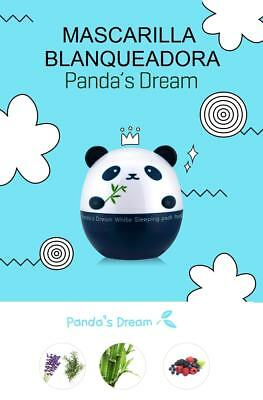 Panda's Dream White Sleeping Pack Tony Moly Panda Stock España