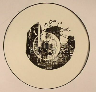 """MARTINEZ - Abstractions - Vinyl (hand-stamped 12"""")"""