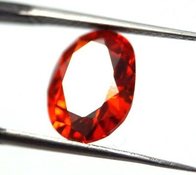 Awesome Looking 5.50 Ct Oval Cut Natural Cambodia Neon Zircon Gemstone
