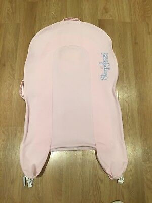 Sleepyhead Pink Cover for 0-8 months
