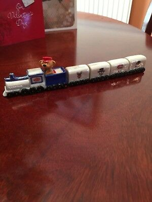 Wade Whimsie-Nation-Express-Train-Christmas Special 1/25-Lustre-Rare
