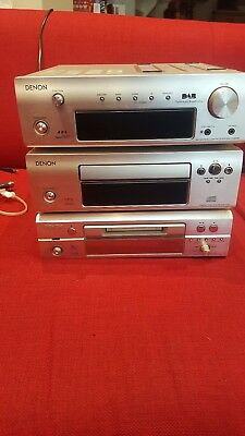 denon stereo system (No speakers)