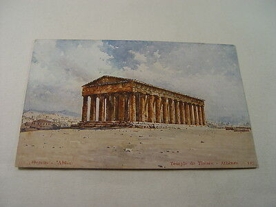 OTH090 - Postcard -Temple de Thesee, Athens