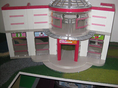 Playmobil City Life Shopping Center Set 5485 5486 5487 4792