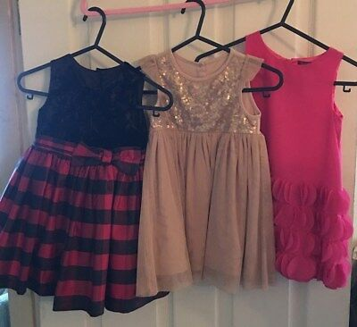Girls Age 18 -24 Months Party Dress (x3) Ted Baker Next