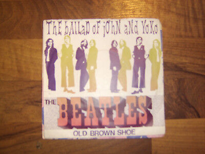 The Beatles.: Old Brown Shoe.
